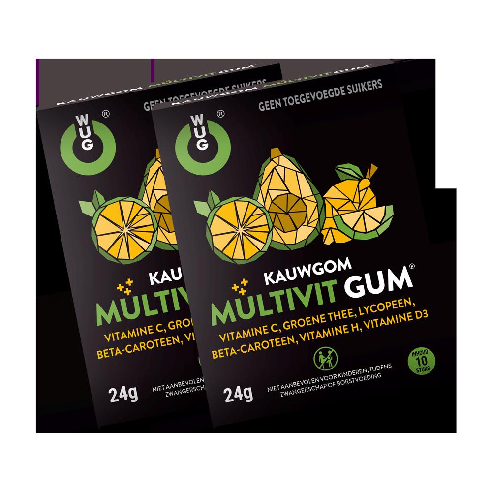 multivitamine-kauwgom