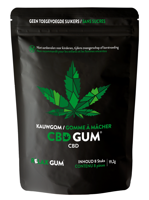 CBD-kauwgom