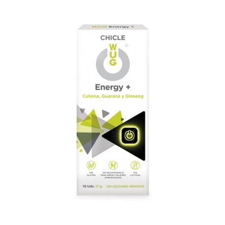 WUG Energy + 15 units.