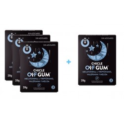 OFERTA 3+1 WUG CHICLE OFF GUM 10 uds