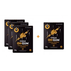 OFERTA 3+1 WUG CHICLE ON GUM 10 uds